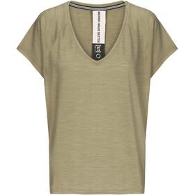super.natural Jonser Naiset Lyhythihainen paita , oliivi